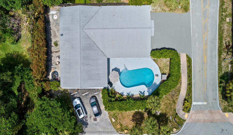 Aerial 1890 NE 33rd Ave Fort Lauderdale, FL-1