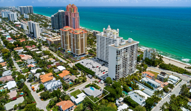 Aerial 1890 NE 33rd Ave Fort Lauderdale, FL-16